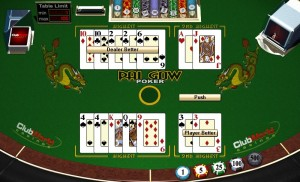 Pai gow  casino bordsspel