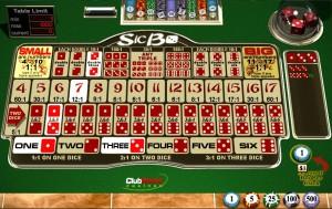 casino sic bo rules