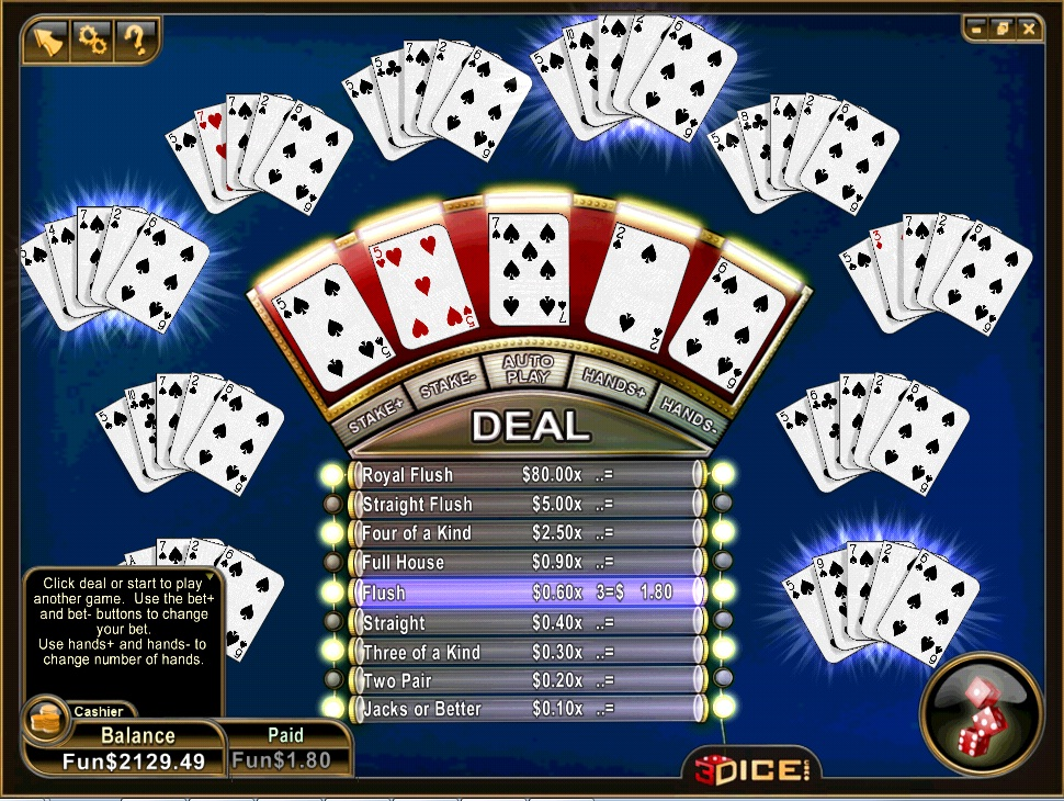 3 dice online casino map od casinos on vegas strip